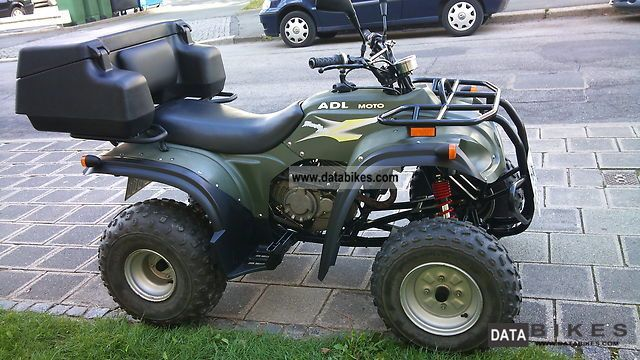 2005 Herkules  Adly Motorcycle Quad photo