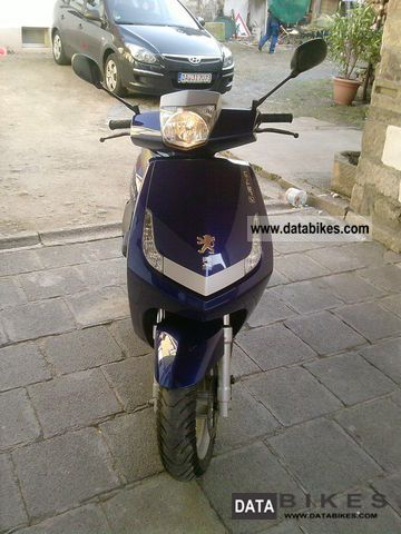 2009 Pegasus  Vivadity Motorcycle Scooter photo