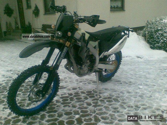 2009 TM  EN 530 when new, only 4 hours Motorcycle Enduro/Touring Enduro photo