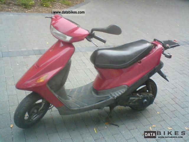 1997 TM  sm taiwan Motorcycle Scooter photo