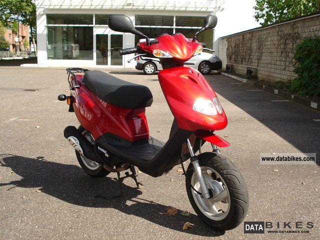 2007 TGB  Pegasus Sky 50 Motorcycle Scooter photo