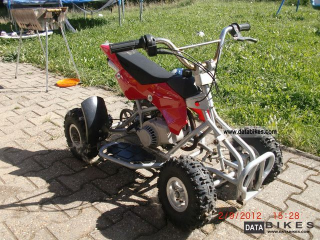 2010 TGB  mini Motorcycle Quad photo