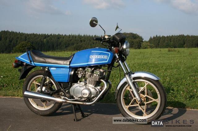 Suzuki  GSX 250 1981 Motorcycle photo