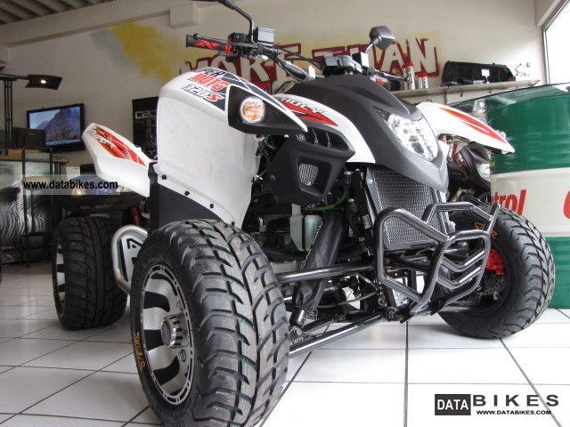2012 Adly  320S SUPERMOTO now NEW SUPER WIDE FLAT + Motorcycle Quad photo