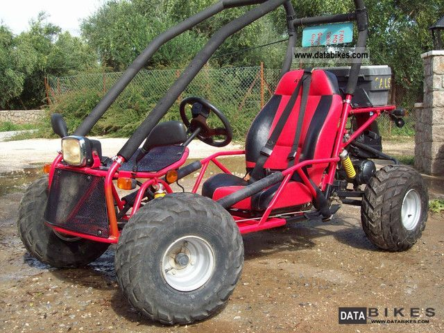 2005 Adly  125 R Motorcycle Quad photo