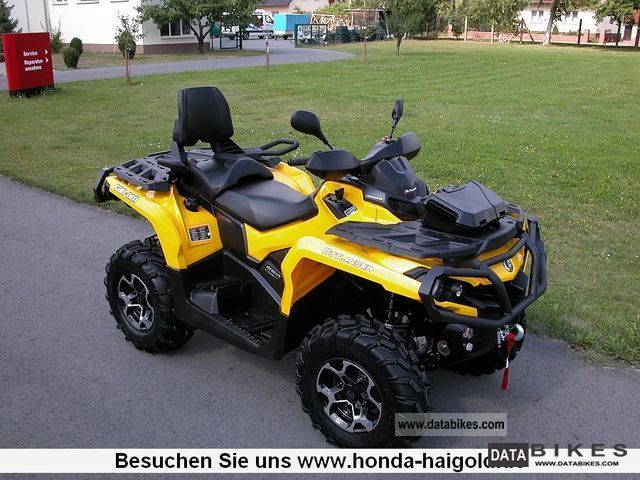 2012 Can Am  650 Motorcycle Quad photo