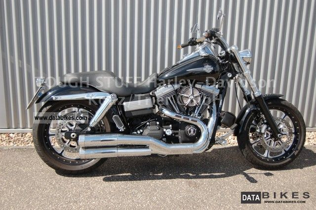 Harley Davidson  FXDF with RSD conversion 2008 Chopper/Cruiser photo