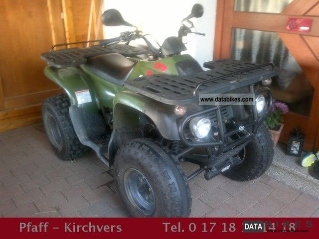2003 Other  Purely mechanical Corp.. Quad 175cc. Motorcycle Quad photo