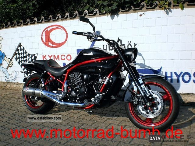 Hyosung  GV 650 i LTD piece with warranty! 2008 Chopper/Cruiser photo