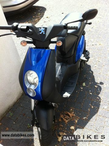 2010 Peugeot  Ludix Motorcycle Scooter photo