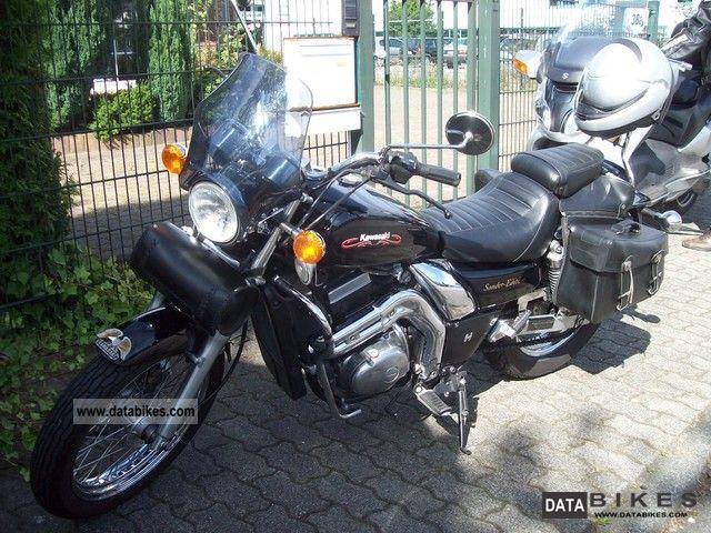 1997 Kawasaki  EL 252 Special Edition Motorcycle Motorcycle photo