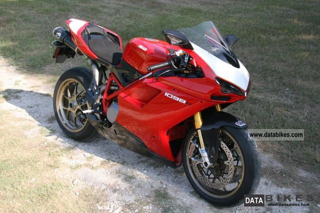 2012 Ducati  NEW 1098R without EZ Motorcycle Sports/Super Sports Bike photo