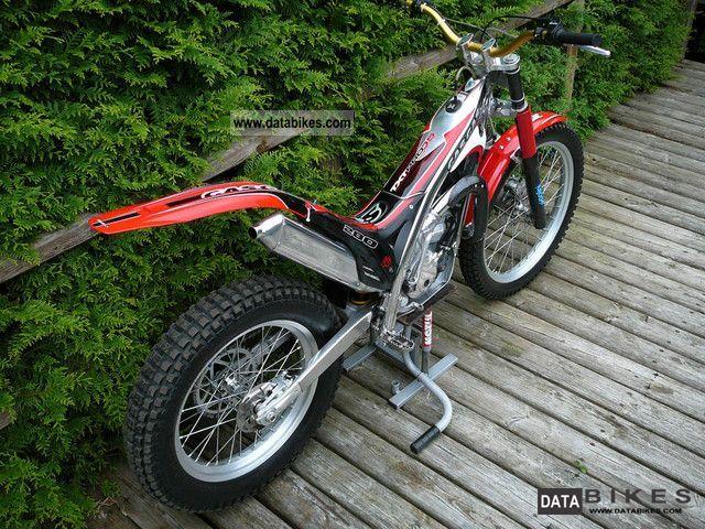 2005 Gasgas Txt 250 Pro Trial