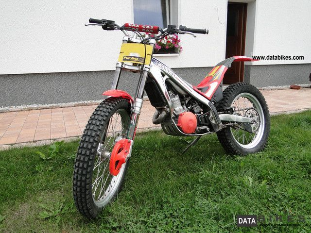 1998 Gasgas  250 Trial Motorcycle Other photo