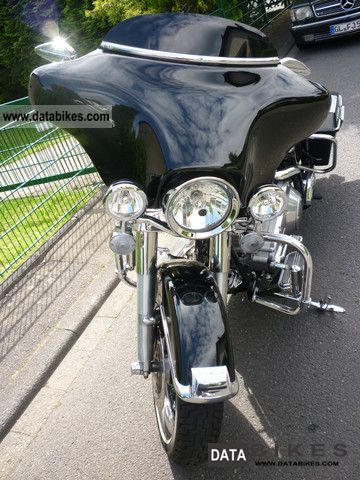 Harley Davidson  E-Glide Steet carburetor 7500km 2002 Tourer photo