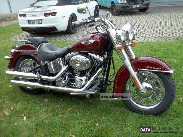 2008 Harley Davidson  Softail Deluxe 1584 cc Motorcycle Chopper/Cruiser photo
