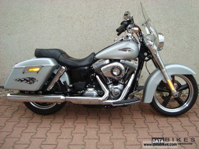 2011 Harley Davidson Dyna Switchback 103 cc ABS Injection