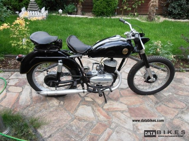 Sachs  Follis Tornado 175 1955 Vintage, Classic and Old Bikes photo