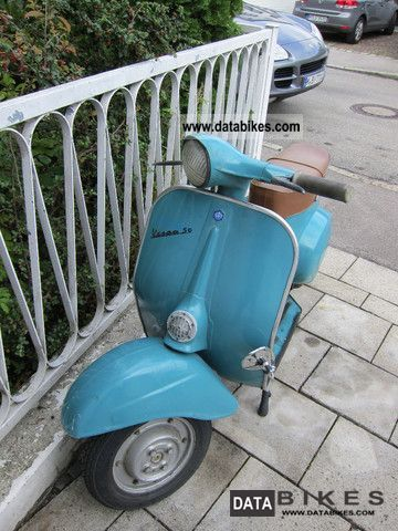 Vespa  V50 1968 Vintage, Classic and Old Bikes photo