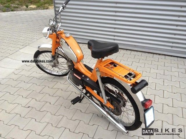 Zundapp  Zündapp moped ZD ZA ZR 442 M25 / top condition 1975 Vintage, Classic and Old Bikes photo