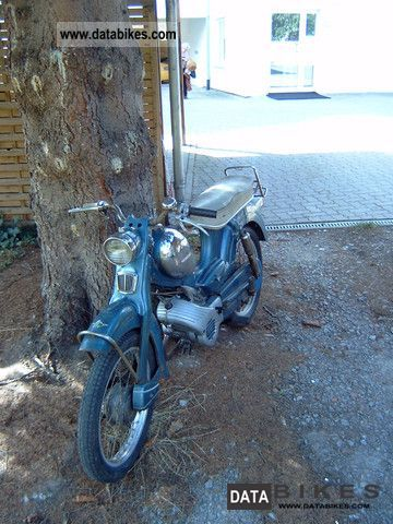 Zundapp  Zündapp Combinette 1965 Vintage, Classic and Old Bikes photo