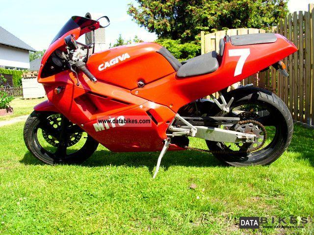 1990 Cagiva  Mito Motorcycle Racing photo
