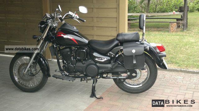 2012 Daelim  Daystar FI Motorcycle Chopper/Cruiser photo