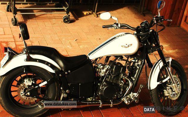 2011 WMI  Bobtail Motorcycle Chopper/Cruiser photo