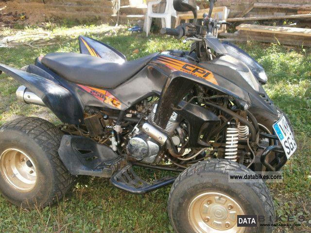 2006 CPI  FA Motorcycle Quad photo