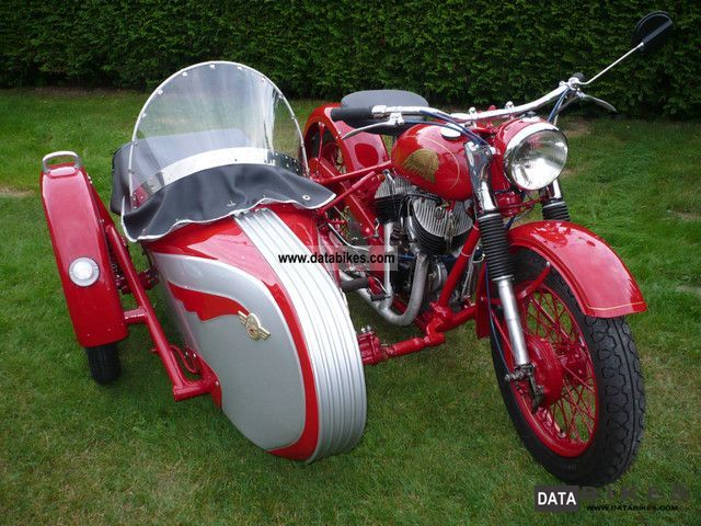 Indian  Chief 74 standard 340 1944 Vintage, Classic and Old Bikes photo