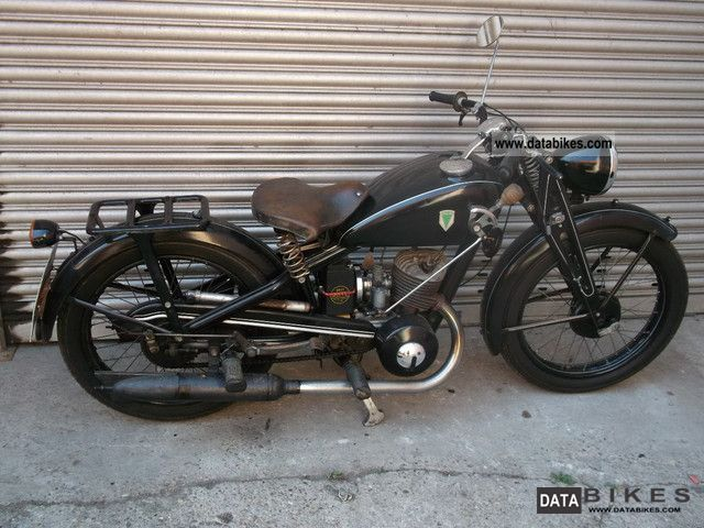 DKW  KS200 1939 Vintage, Classic and Old Bikes photo