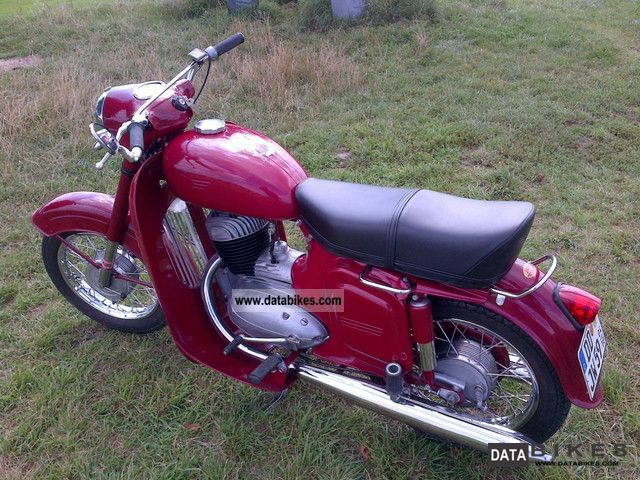 Jawa  Type 559 1967 Vintage, Classic and Old Bikes photo