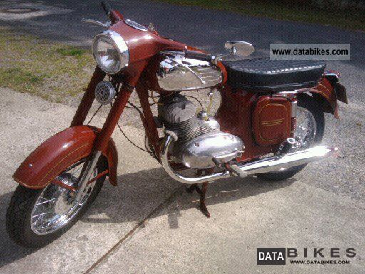 Jawa  354 Year 1964 1964 Vintage, Classic and Old Bikes photo