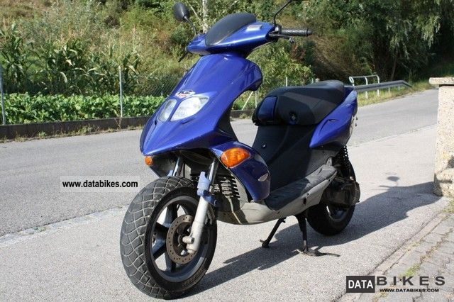 1998 Benelli  K 2 50 (cylinders, piston-New) Motorcycle Scooter photo