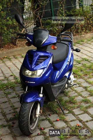 2007 Generic  Spin Motorcycle Motor-assisted Bicycle/Small Moped photo