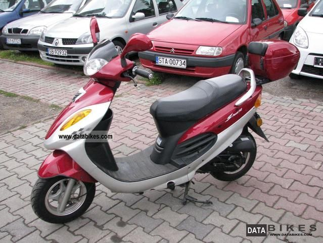 2007 Baotian  inny Motorcycle Scooter photo