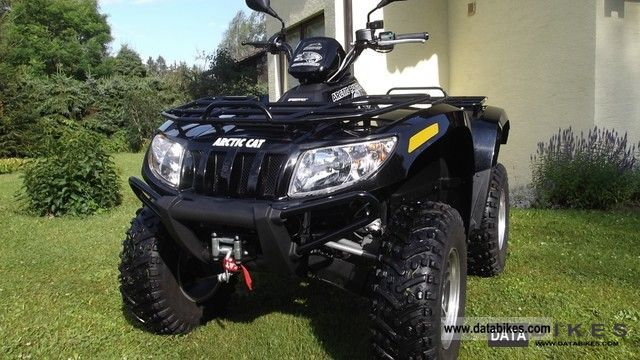 2011 Arctic Cat  700 EFI 4x4 Motorcycle Quad photo