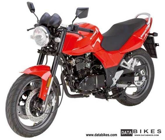 2012 Kreidler  125 G Street, new vehicles!! Motorcycle Naked Bike photo