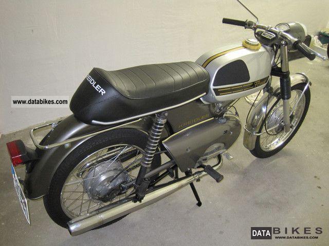 Kreidler  TM 1974 Vintage, Classic and Old Bikes photo