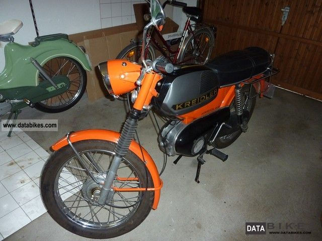 Kreidler  k54/32D 1974 Vintage, Classic and Old Bikes photo