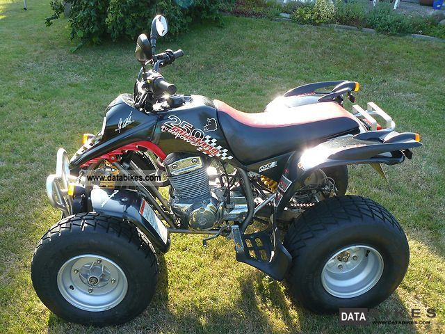 2005 kreidler mustang 250 quad smc ram. Black Bedroom Furniture Sets. Home Design Ideas