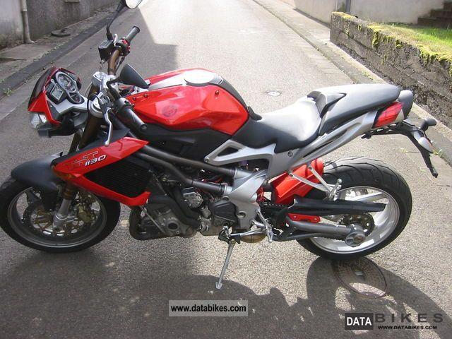 2004 Benelli  1130 TNT TORNADO Motorcycle Streetfighter photo