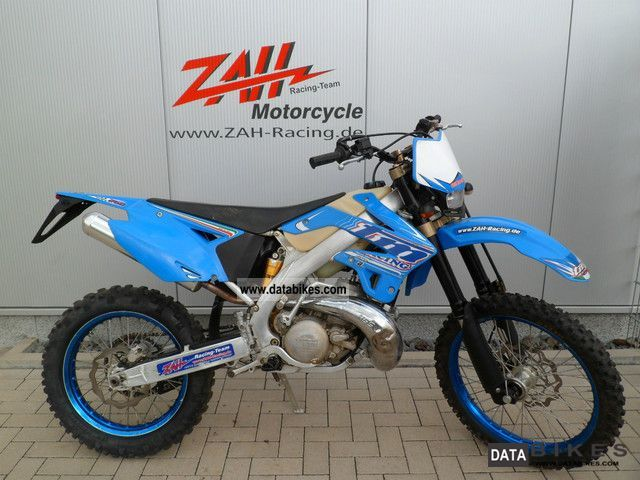 2010 TM  250 Enduro - 2010 model Motorcycle Enduro/Touring Enduro photo