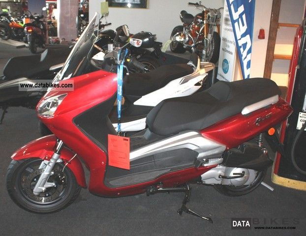 2012 TGB  X-Motion 125 Motorcycle Scooter photo