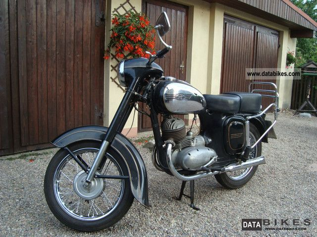 Jawa  175 1957 Vintage, Classic and Old Bikes photo