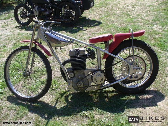 1982 Jawa  DT500 speedway Motorcycle Motorcycle photo