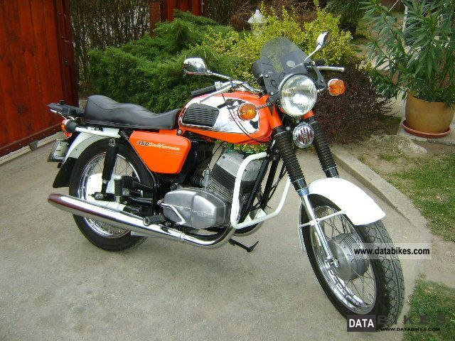 1981 Jawa  350634-5 Motorcycle Motorcycle photo