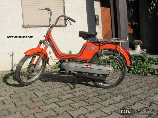 Vespa  Boxer 2 1974 Vintage, Classic and Old Bikes photo