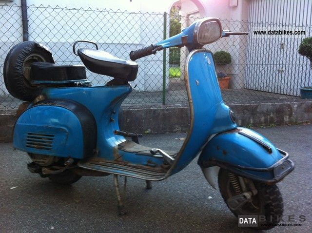 Vespa  1975 1975 Vintage, Classic and Old Bikes photo