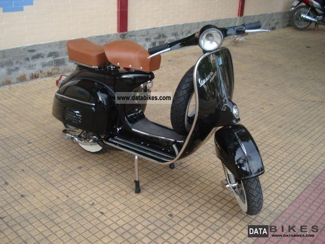 1960 Vespa  VBB, VLB, VBC, Acma, Faro Basso, VL1T, VB1t ... Motorcycle Motor-assisted Bicycle/Small Moped photo